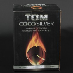 Уголь Tom Coco для калауда 1 кг