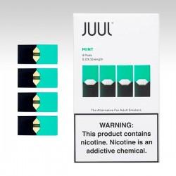 Картридж JUUL Mint 5% (4 шт в пачке)
