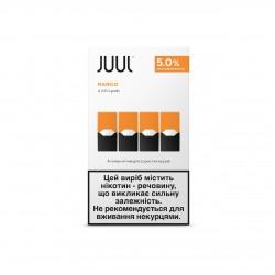 Картридж JUUL Mango 5% (4 шт в пачке)