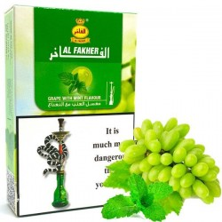 Табак для кальяна AL FAKHER GRAPES WITH MINT FLAVOUR 50 гр