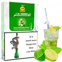 Табак для кальяна AL FAKHER MOJITO FLAVOUR (LEMON WITH MINT) 50 гр