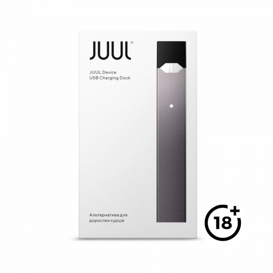 Устройство JUUL Basic Kit 200 mAh Black