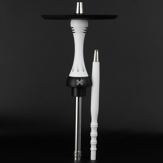 Кальян Alpha Hookah MODEL X Snow white