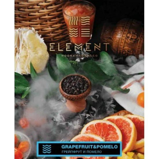 Табак для кальяна Element Pomelo-Grapefruit Earth Line 40 гр