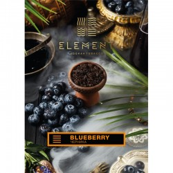 Табак для кальяна Element Blueberry (Черника) Earth Line 40 гр