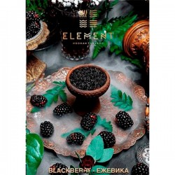 Табак для кальяна Element Blackberry (Ежевика) Earth Line 40 гр