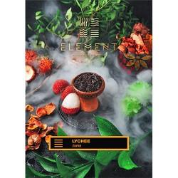 Табак для кальяна Element Lychee Earth Line 40 гр