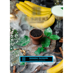 Табак для кальяна Element Banana Daiquiri (Банановый Дайкири) Earth Line 40 гр