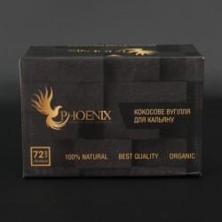 Уголь Phoenix 1 кг (25х25х25)