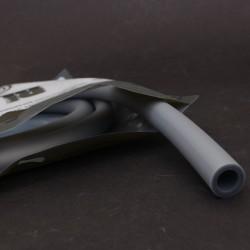 Шланг для кальяна Soft Touch Blade Hookah (Серый)