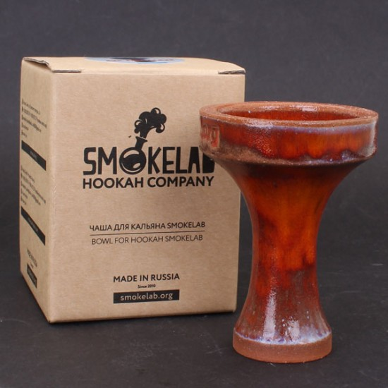 Чаша SmokeLab Evil Bowl Full Glaze