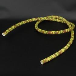 Шланг силиконовый AMY DELUXE camouflage Yellow-Green