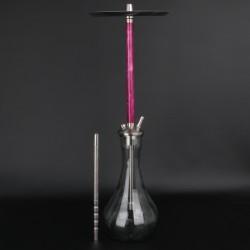 Кальян SKY HOOKAH EPOX с гравировкой Розовый