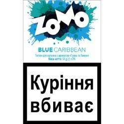 Табак для кальяна ZOMO BLUE CARIBBEAN