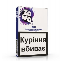 Табак для кальяна ZOMO BLUE
